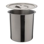 3-1/2 Qt. Stainless Steel Bain Marie