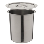4-1/4 Qt. Stainless Steel Bain Marie