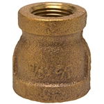 Reducer Coupling - Threaded - Bronze