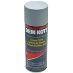 All-Purpose Spray Paint - Enamel Finish - Matte Grey