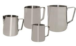 Frothing Pitchers - Stainless
