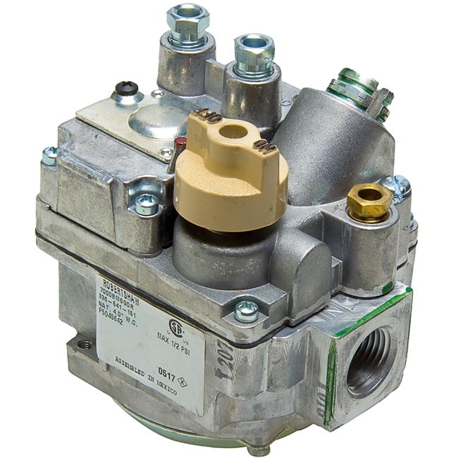 robertshaw gas valve 7000 manual