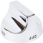 HD Chrome Knob