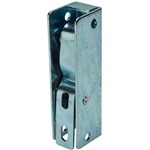 Zinc Plated Snugger - Glass Door Catcher