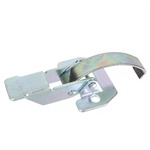 Over Center Latch w/ Keeper - Zinc Plated CRS