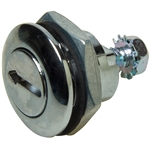 Quarter Turn Latches - Slotted Plug