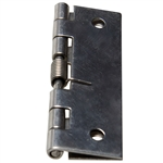 "Butt Hinge - Stainless Steel - Holes - 1.25"" x 2.00"""
