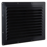 Plastic Vent - Black Color