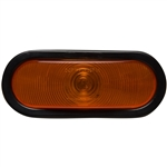 Oval Turn Signal  Light - Amber - Kit