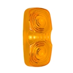 Tiger Eye Clearance/Marker Lens - Amber