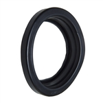 "5-1/2"" Round Rubber Grommet for 4"" Vehicle Lighting"