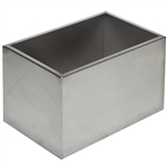 Stainless Steel Grease Box (#M019SS)