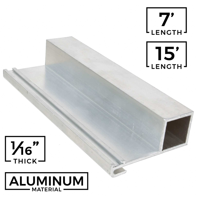 Aluminum Extrusion Extruded Profile Structural Framing
