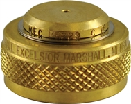 "Acme Caps - 1-3/4"" F.Acme - Brass (Marshall Excelsior)"