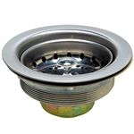 Duo Basket Strainer - Stainless Steel