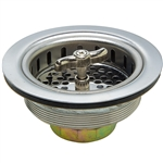 Basket Strainer - Spin & Seal - Stainless