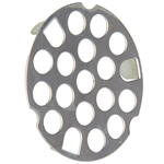 "1-5/8"" Strainer - Three Prong - Stainless Steel"