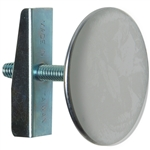 Faucet Hole Covers - Stainless Steel