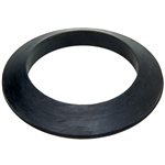 "2-1/4"" Flush Valve Washer - Beveled - Rubber"