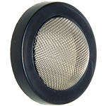 Filter Hose Washer Screen - Brass - Mesh