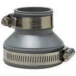 Flex Couplings - Reducer - Gray Neoprene