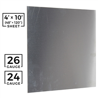Flat #304 Stainless Steel Sheet