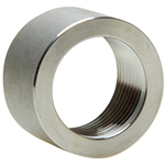 Half Coupling - Threaded - Stainless