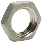 Lock Nut - Threaded - Stainless