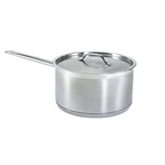 3.5 Qt. SS Sauce Pan & Cover