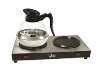 Decanter Warmer - 2 Station - 120v, 200w