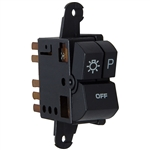 Interior Headlight Switch for GM