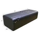45 Gallon Curbside (Right Hand) Fuel Tank - Freightliner Chasis