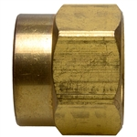 Brass Coupling - Female Hose x Female Pipe