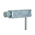Spring Loaded Bolt - Square