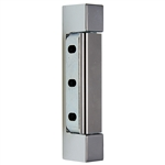 Chrome Plated Non-Rise Adjustable Hinge