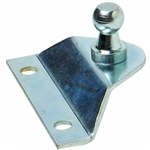 Offset Mounting Bracket - Zinc Plated Steel