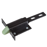 Slam Latch - Nylon Bolt - Black Painted