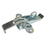 Spring Loaded Over Center Latches - Padlockable