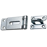 Hasp with Swivel Staple - Heavy Duty