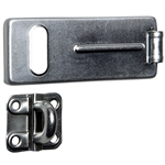Hasp with Staple - Zinc Plated - CRS