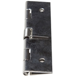 "Butt Hinge - Stainless Steel - Holes - 1.50"" x 3.50"""