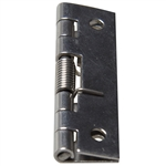 "Butt Hinge - Stainless Steel - Holes - 1.00"" x 2.00"""