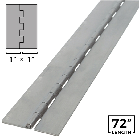 Stainless Steel Piano Hinge 1 Quot X 72 Quot Length