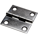"Butt Hinge - Stainless Steel - 2"" x 2"""