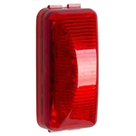 6 LED Rectangular Clearance Marker