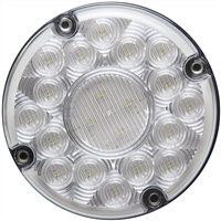 "7"" LED Backup Light - 20 LED - White"