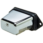2 LED License Light - White LED