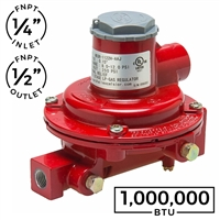 1,000,000 BTU First Stage Regualtor (Marshall Excelsior)