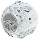 Delta Crystal Ball Faucet Handle - Diamond Broach