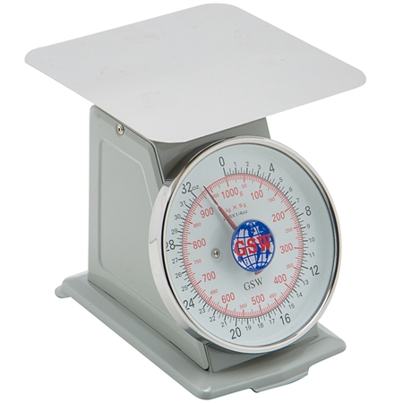 2 Lb Scale - Coated Metal / 5G